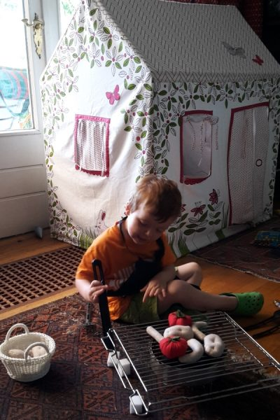 Una casa a misura di bambino
