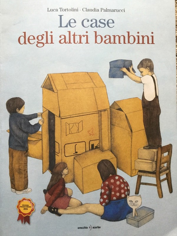 Le case degli altri bambini. I bambini e le loro case. libri per sentirti a casa con loro.