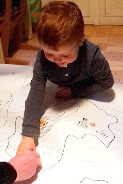 Cos'è la progettazione partecipata di spazi per bambini?